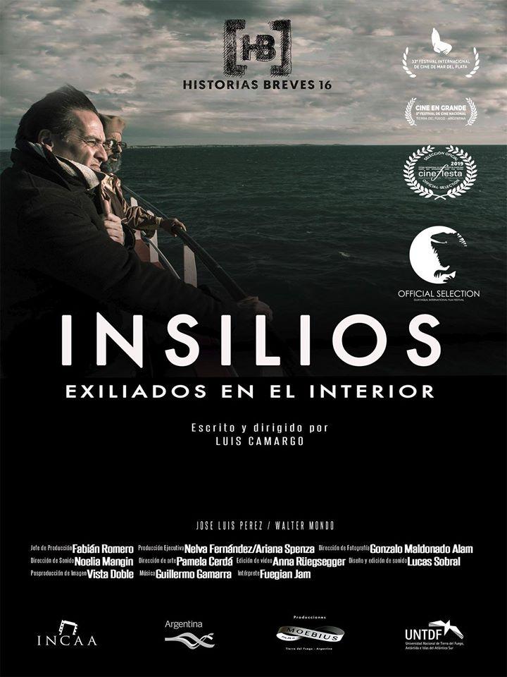 Ganadores Festival Internacional de Cine 2019